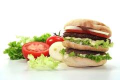 hamburger kopia Zdjęcie Stock