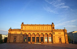 Hamburger Kunsthalle - Famous Art Museum In Hamburg Royalty Free Stock Photo