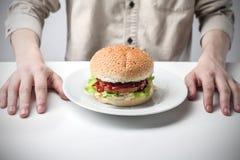 Hamburger Stock Images