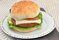 Hamburger meat Stock Image