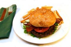 Hamburger menu Royalty Free Stock Images