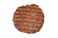 Hamburger patty Royalty Free Stock Photos