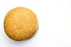 Hamburger perspektywa Obraz Royalty Free