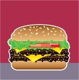 Hamburger Vector Art Stock Photography