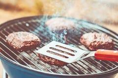Hamburger vegetariano delizioso fotografia stock