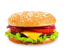 Hamburger . Stock Image