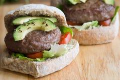 Hamburgers Royalty Free Stock Photos
