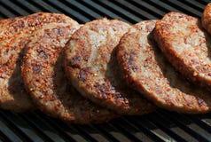 Hamburgers Photos stock