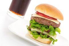 Hamburgers Royalty Free Stock Image