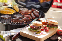 Grill time Royalty Free Stock Photos