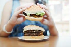 Hamburgers Royalty Free Stock Image
