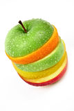 Hamburgher de la fruta Imagen de archivo