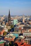 Hamburgo imágenes de archivo libres de regalías