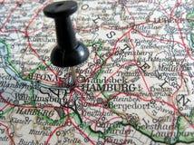Hamburgo Fotografia de Stock Royalty Free