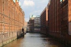hamburgo Fotografía de archivo libre de regalías