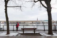 hamburgo Imagem de Stock