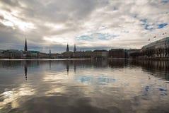 hamburgo Fotos de Stock Royalty Free