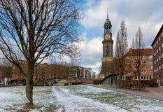 hamburgo Foto de Stock