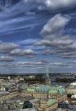 Hamburgo, Alemania imagenes de archivo