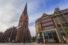 Hamburgo Alemania imagen de archivo