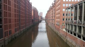 Hamburgo Alemania fotografía de archivo