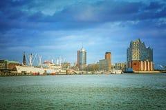 Hamburgo, Alemania imagen de archivo libre de regalías