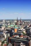 Hamburgo Alemania fotos de archivo
