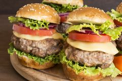 hamburgs fotografia stock