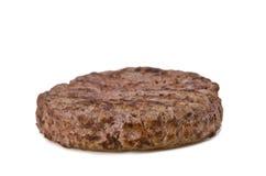 Hamburguer da carne Imagens de Stock