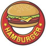Hamburguesa Imágenes de archivo libres de regalías
