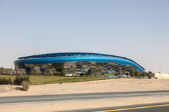 Hamdan Sports Complex in Dubai Royalty Free Stock Photos
