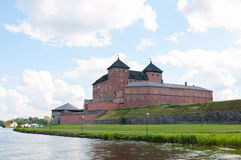 Hame fortress. Hameenlinna. Finland Royalty Free Stock Photos