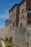 Hameau toscane Photos libres de droits