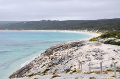 Hamelin Bay, Western Australia: Turquoise Waters Stock Photos