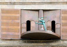 Hameln. Pied Piper Royalty Free Stock Photo