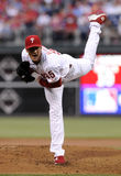 Hamels Royalty Free Stock Photo