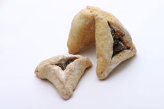 hamentashen Obraz Royalty Free