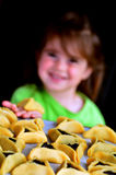 Hamentashen Ozen Haman Purim cookies Royalty Free Stock Photography