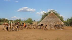 Hamer, Ethiopia, Africa Stock Images