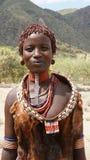 Hamer, Ethiopia, Africa Stock Image