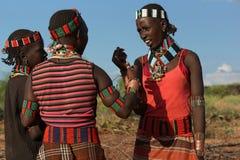 Hamer, Ethiopia, Africa Royalty Free Stock Photo