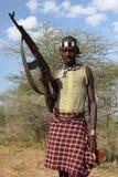 Hamer, Ethiopia, Africa Royalty Free Stock Photos