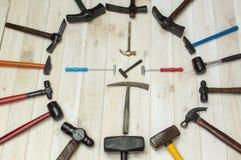 hamers stock afbeelding