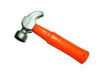 Hamerstuk speelgoed plastic hulpmiddel Royalty-vrije Stock Fotografie