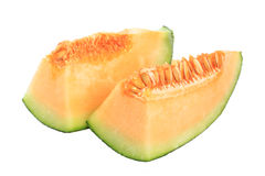 Hami melon Royalty Free Stock Photo