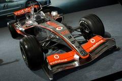 Hamilton 21 Lewis mclaren mp4 s Obraz Royalty Free