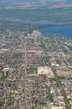Hamilton aerial Royalty Free Stock Photos