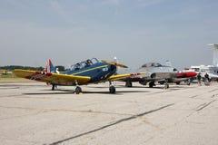 Hamilton Airshow 2011, 18 juin. Photographie stock