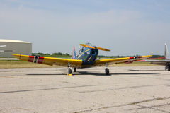 Hamilton Airshow 2011, June 18. Stock Image