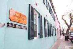 Hamilton Bermuda Arkivfoto